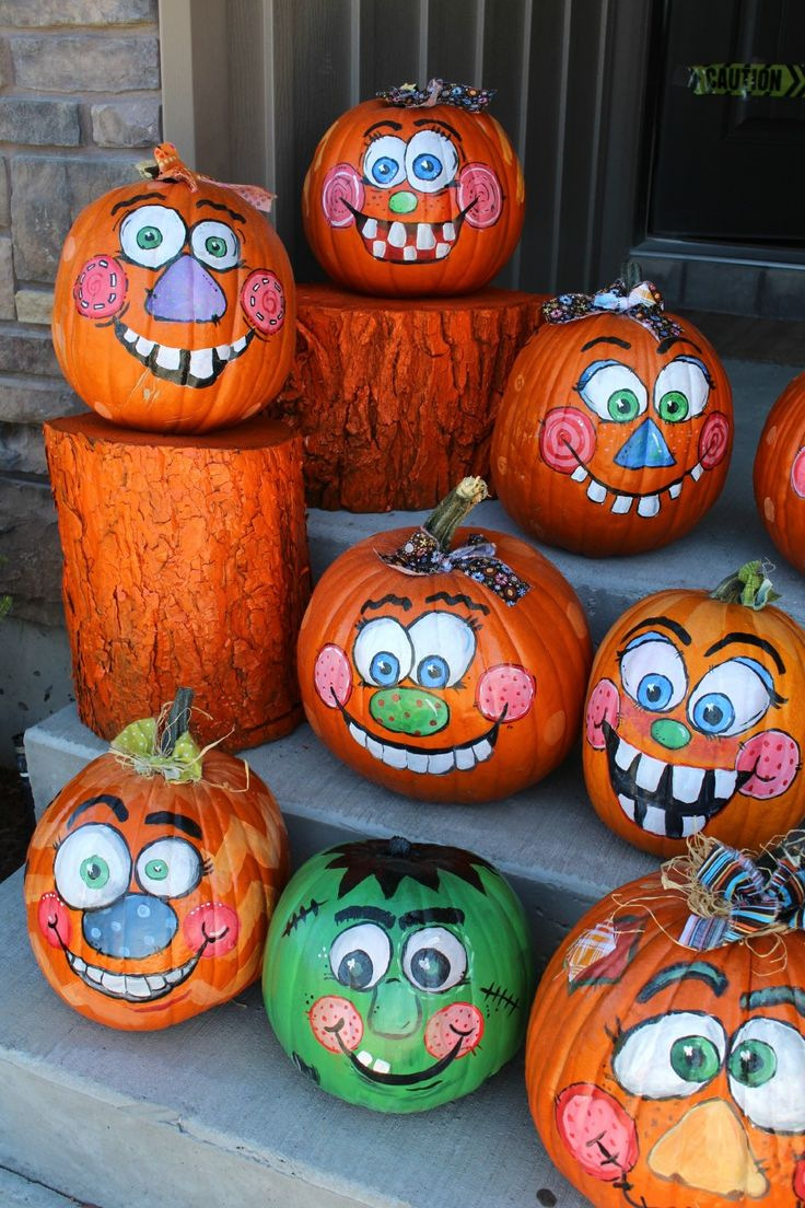 Details & Pumpkin Painting for the kids @ the PavilionTerrace Lakes Campground